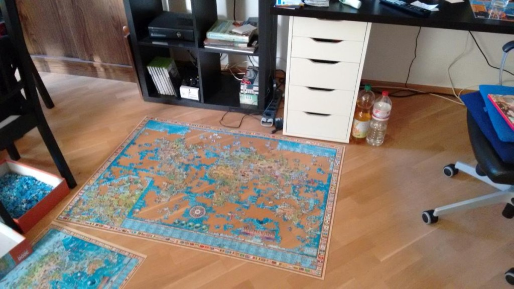 Puzzle 50 Prozent