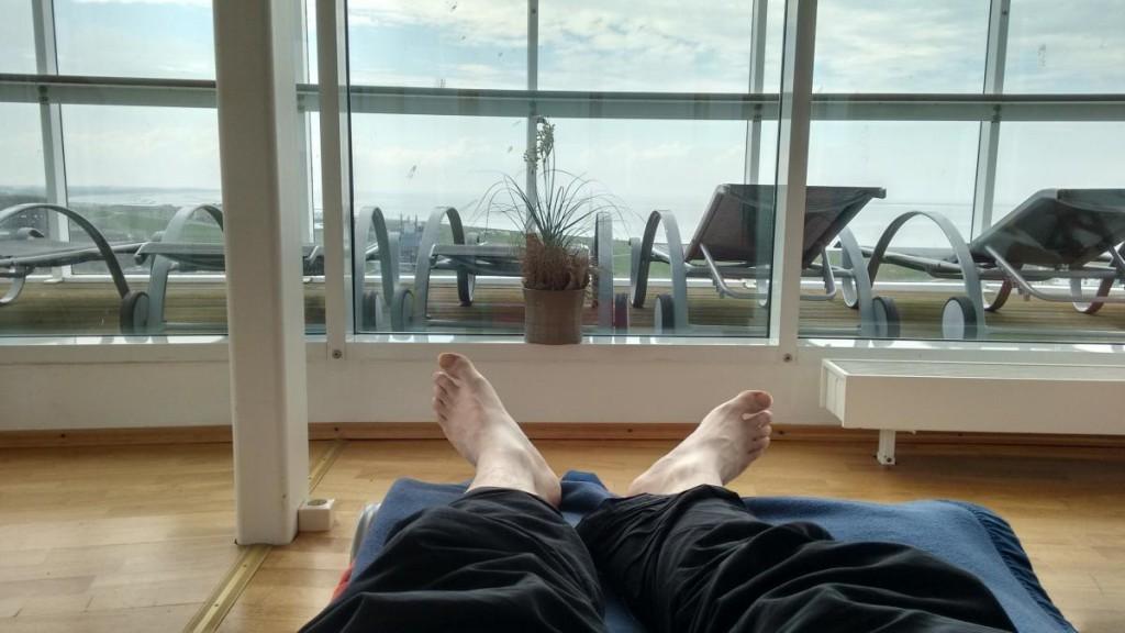 Relaxbereich Hotel