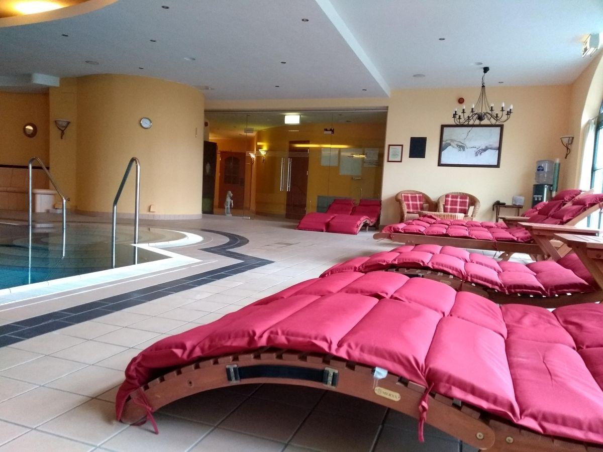 SPA Landschaft im Hotel Balneolum