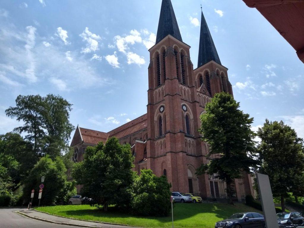 Pfarrkirche Bregenz Herz Jesu